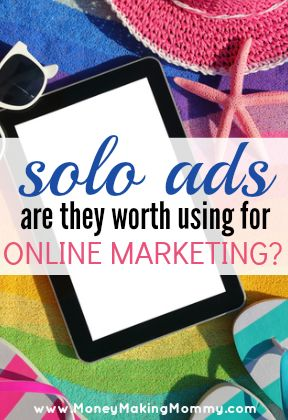 Solo Ads - should you use them to market your blog, product or service?