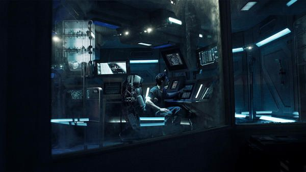 The Expanse Season 1 Episode 1 photos.
