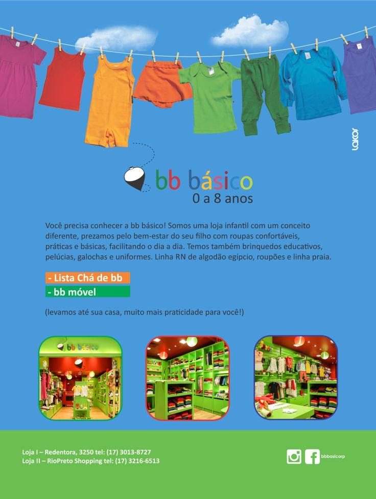 Anúncio Revista / Cliente: BB Básico / Criação: Leonardo Molinari