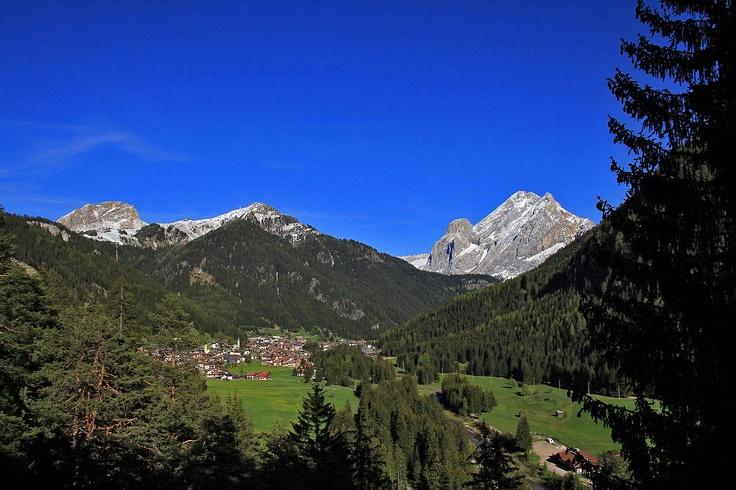 Another panorama to Fassa Valley - Canazei - www.dolomitigallery.com