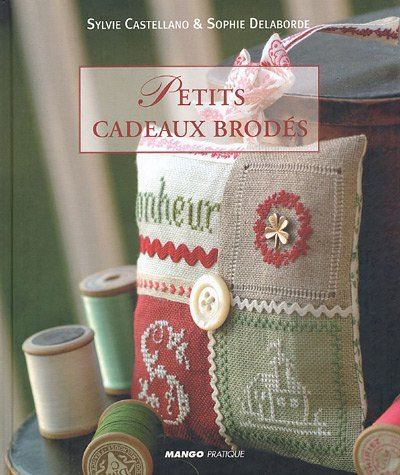 Gallery.ru / Фото #1 - Petits Cadeaux Brodes - Orlanda