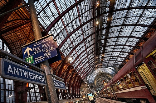 Back at the Central Station