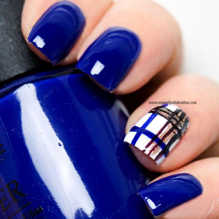 31DC2016 - Day 5 Blue Nails - http://www.mynailpolishonline.com/2016/09/nail-art-2/31dc2016-day-5-blue-nails/