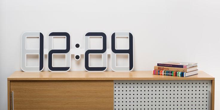 Twelve24 ClockOne (E-ink clock)