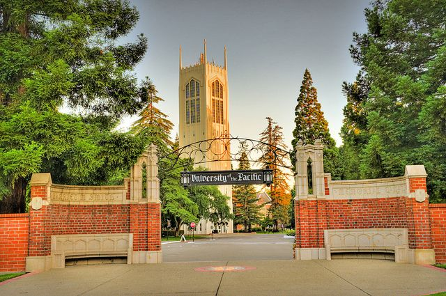 University of the Pacific by Michael Brooking Photography, via Flickr