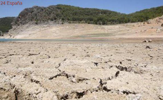 La agónica falta de agua cierra el grifo del trasvase hasta primavera