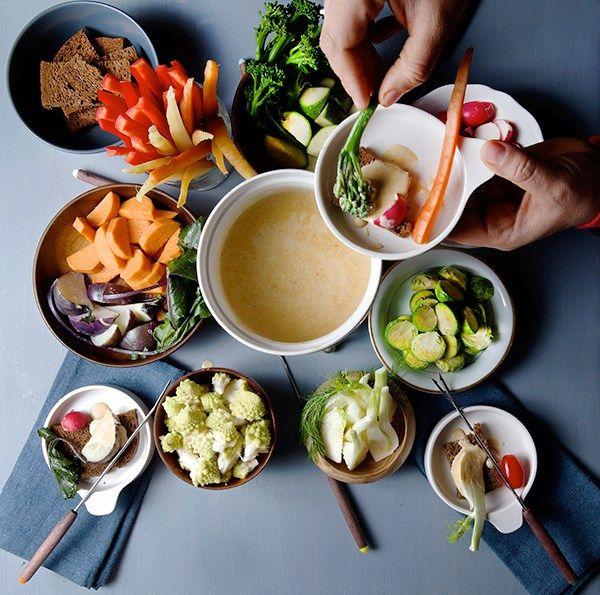 Bagna-Cauda-and-seasonal-vegetables-~Yes,-more-please!