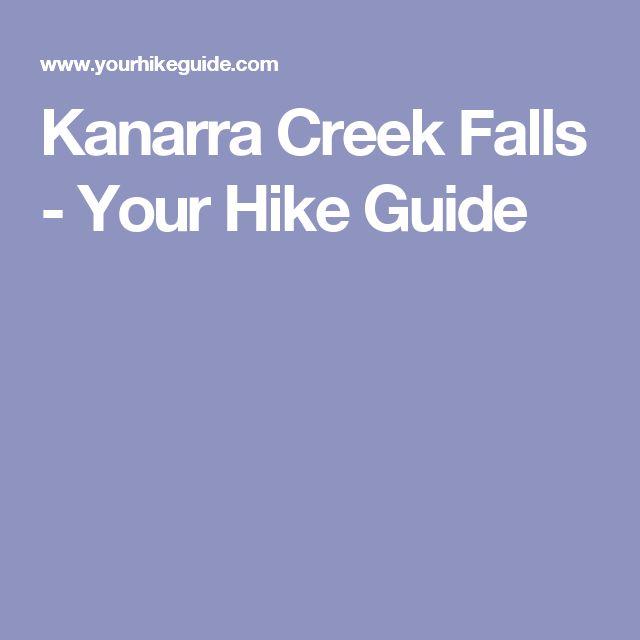 Kanarra Creek Falls - Your Hike Guide