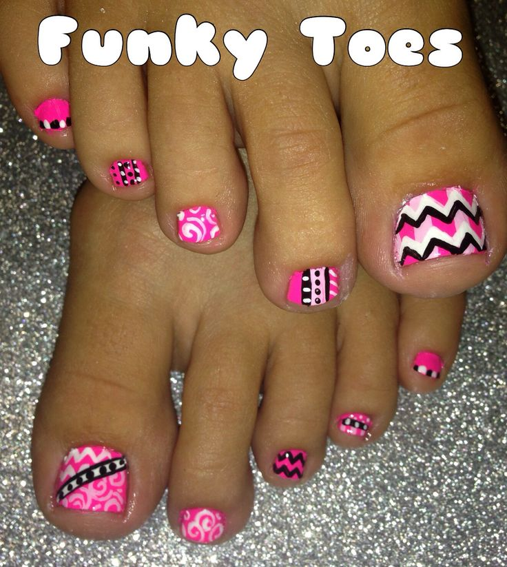 Toe Nail Art Holidays: Best 25+ Painted Toe Nails Ideas On Pinterest