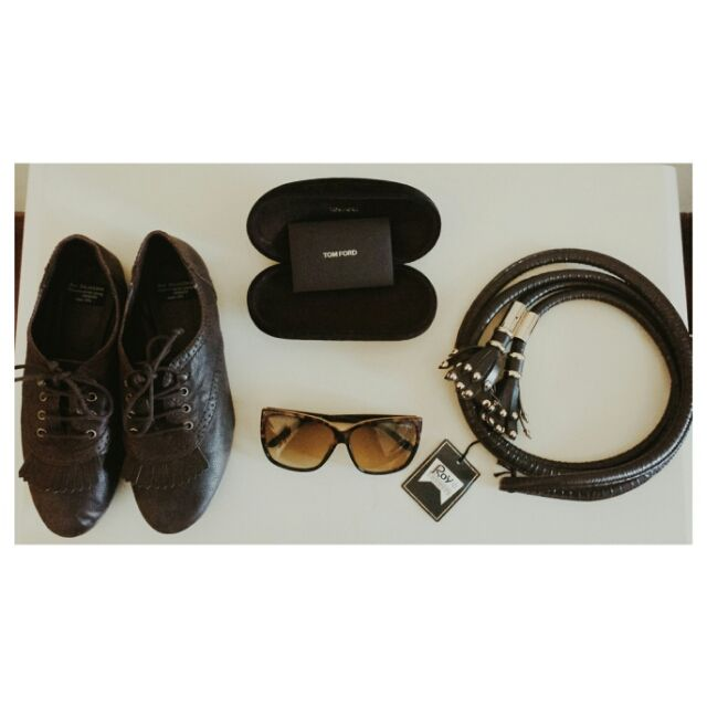 PROSSIMAMENTE SUL MIO DEPOP: - occhiali Tom Ford ORIGINALI completi ...