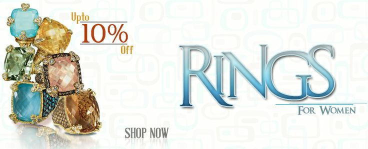 #Online_Shopping #Shopping_Online @ Khoobsurati.com Get Upto 10% Off On Stylish #Rings Collections http://khoobsurati.com/women/jewellery/rings