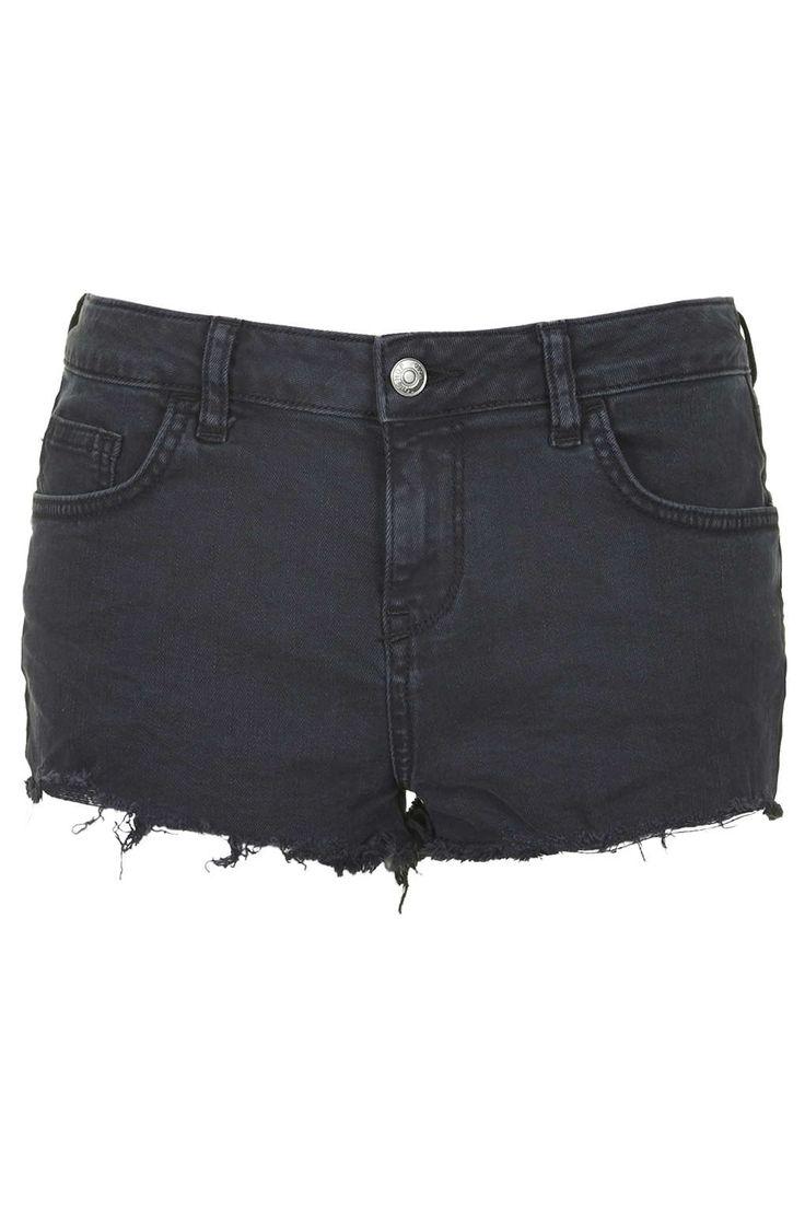 Photo 1 of MOTO Black Daisy Shorts