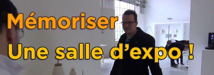 Comment mémoriser une salle d'expo sans rien connaître à l'art ? http://www.potiondevie.fr/nouveau-defi-memorise-salle-expo-sans-connaitre-lart/