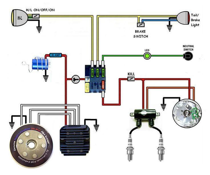 Circuits Simple Led Dummies