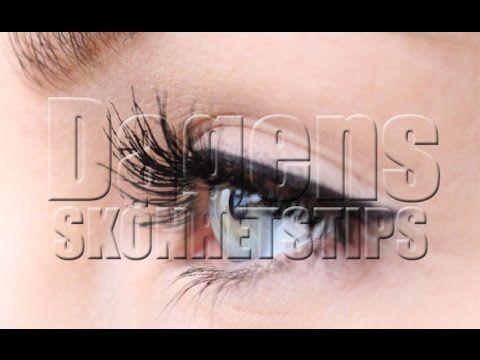 DAGENS SKÖNHETSTIPS #4 – Längre ögonfransar