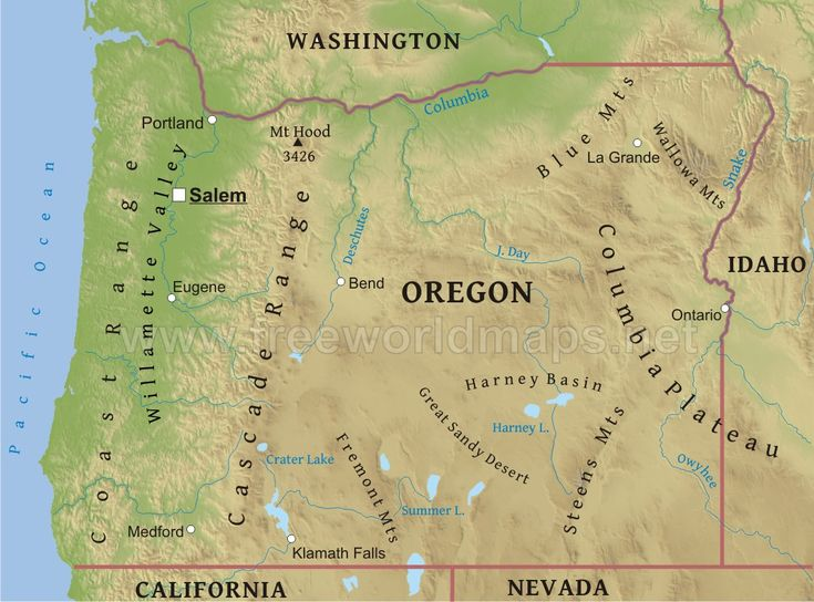 Best MAPS Out Of State Images On Pinterest National Parks - Map of united states mountain ranges