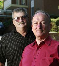Non-negotiable...John and Graham Ellis.