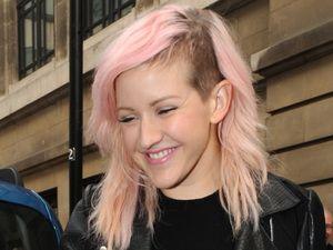 ellie goulding - I like her hair