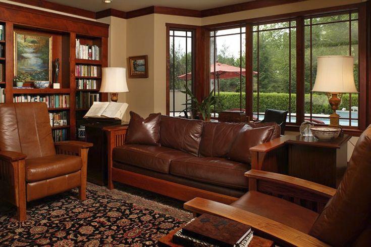 Libraries & Studies | Griffin Architects, P.A. - Asheville ...