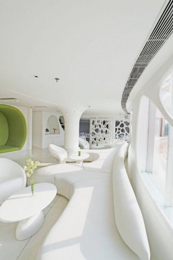 Do You Dream Of Starting And Running Your Own Restaurant Business Pouted Com Organic Interior Design Futuristic Home Futuristic Interior