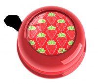 #bell #ilovemybike #colorfulbells #fashionbike #bike #cycling #best  #strawberries #redbell #create #liix #redfruits