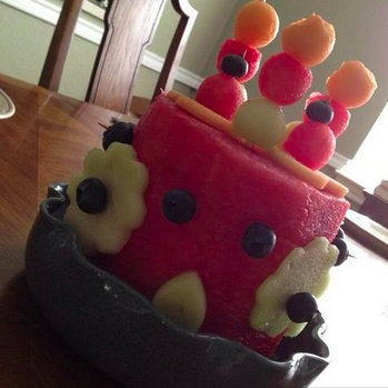 16 best Birthday Cake Ideas images on Pinterest Birthday cakes