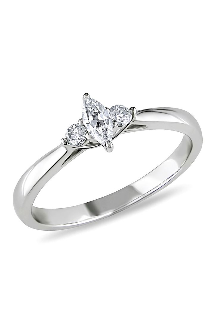 156 best images about Marquise Diamond Engagement Rings on Pinterest