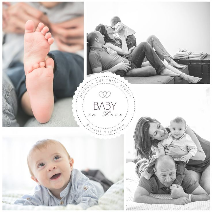 #family #portrait #newborn #photography