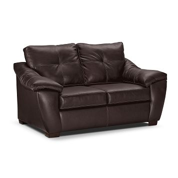 Branson II Upholstery Loveseat   Value City Furniture