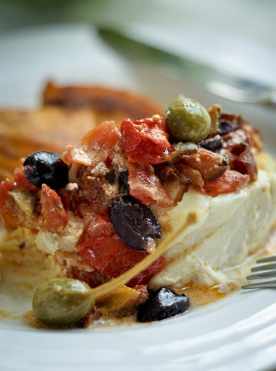 17 best images about our food on pinterest whole fish for Greek fish recipes