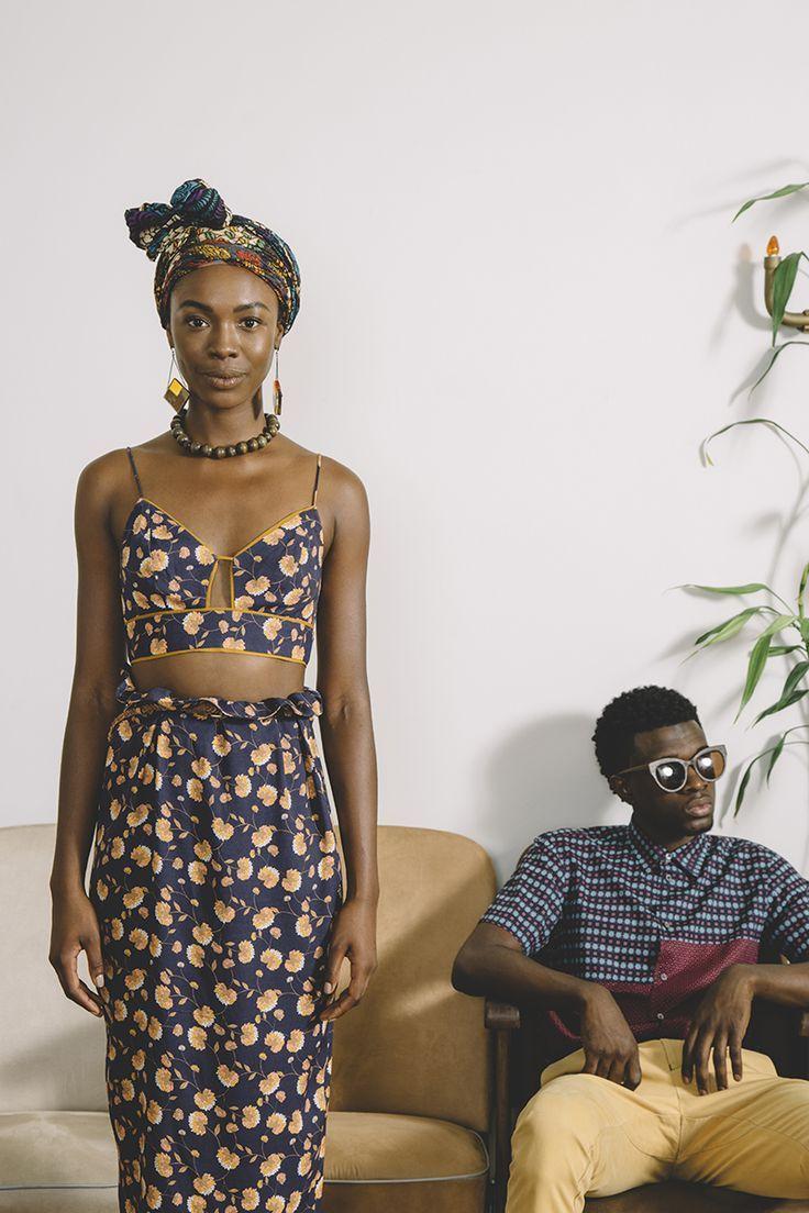 17 I AFRYKAŃSKI FARM RIO VINTAGE - MoonMag | Afrykański kreatywny i Styl Życia