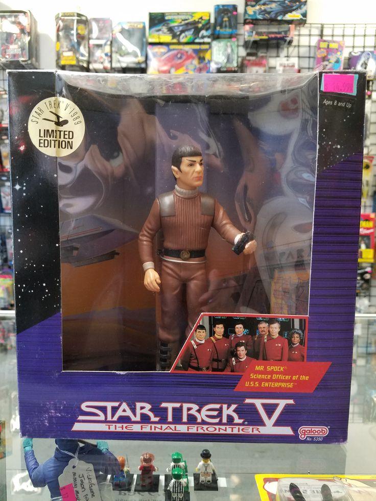 Star Trek V The Final Frontier Mr. Spock