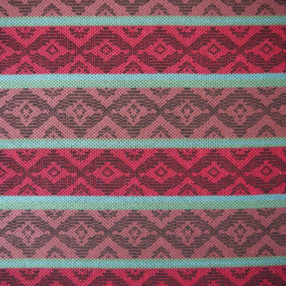 Tribal Fabric Latin American Navajo Ethnic Fabric