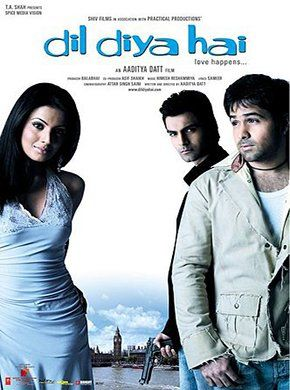 Dil Diya Hai Hindi Movie Online - Emraan Hashmi, Ashmit Patel, Geeta Basra, Mithun Chakraborty, Ranjeet, Paresh Ganatra and Udita Goswami. Directed by Aditya Datt. Music by Himesh Reshammiya. 2006 [A] ENGLISH SUBTITLE