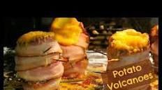 Baked Potato Volcano | Food.com