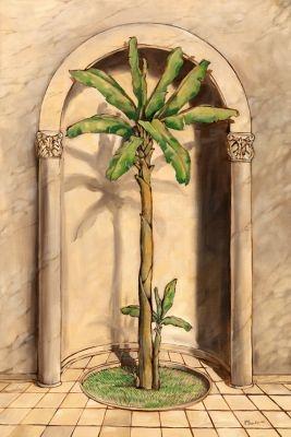 Romanesque Palm II
