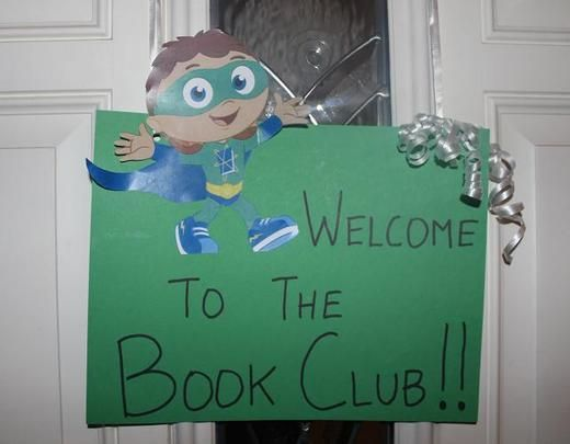 Super Why Birthday Party Ideas | Photo 6 of 23 | Catch My Party