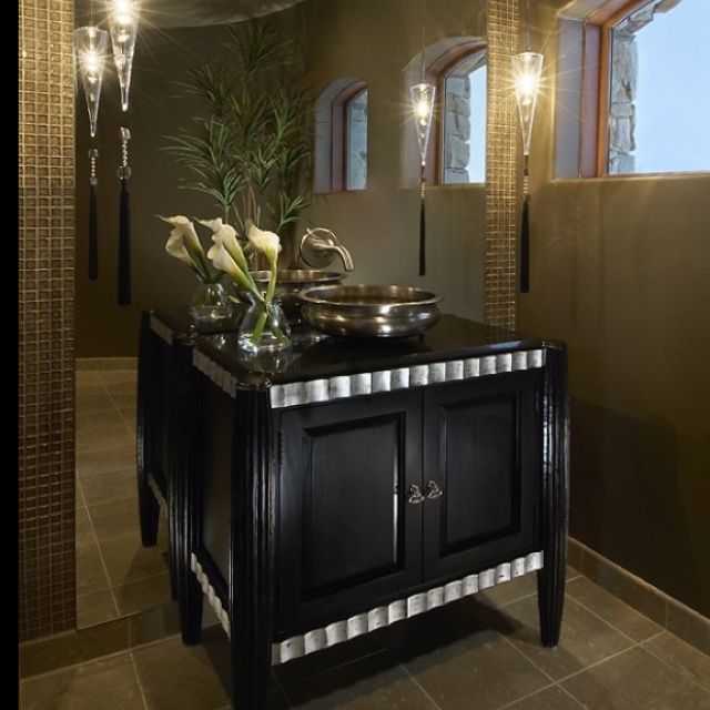 Powder Room Bathroom Guest Pinterest Powder Room