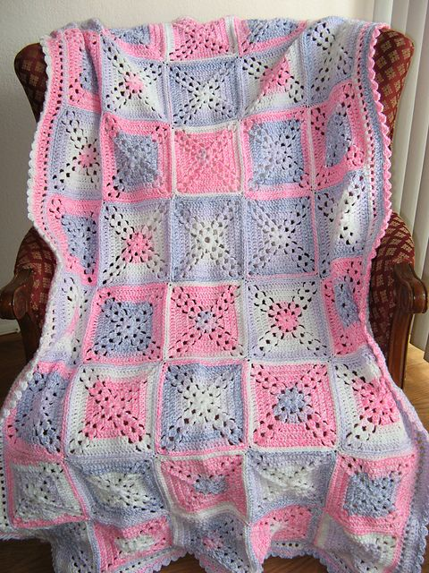 101 Crochet Stitches Jean Leinhauser : : Project Gallery for Square 29 pattern by Jean Leinhauser Crochet ...