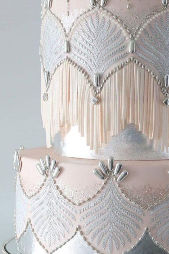 Einer der wichtigsten Akzente Ihres wundervollen Hochzeitstages ist die Hochzeitstorte! ICH…   – Torten – piping details