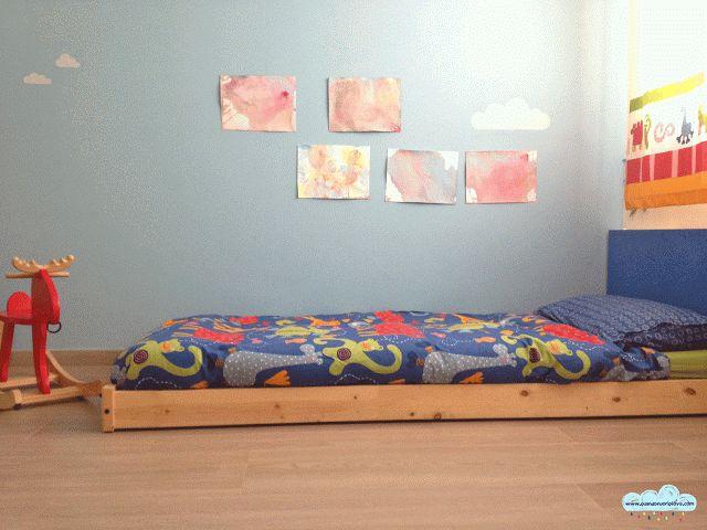 195 migliori immagini mininuffin room su pinterest - Letto bimbo ikea ...