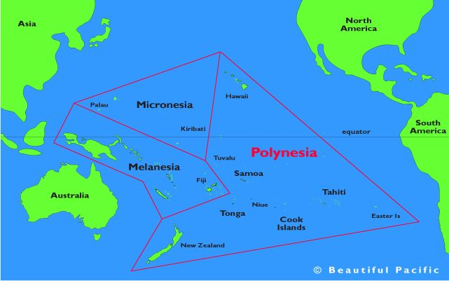 Polynesia Islands Travel Information | Beautiful Pacific Holidays