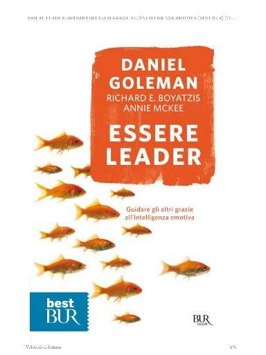 In una crisi di questa portata, tutti gli occhi sono puntati sul leader alla ricerca di una guida emozionale.