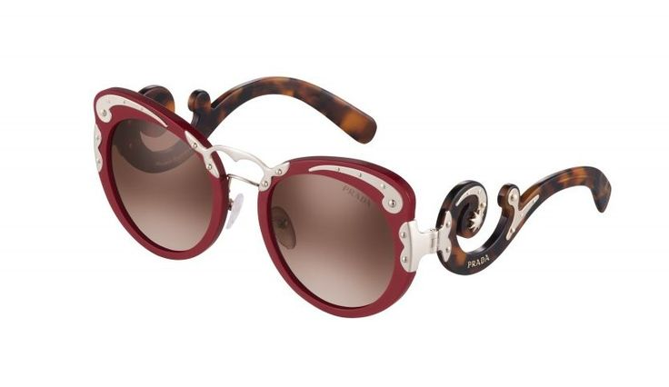 With the country heading to the polls today, our vote is with Prada's Minimal Baroque sunglasses collection and our candidate is the freshly-launched PR07T