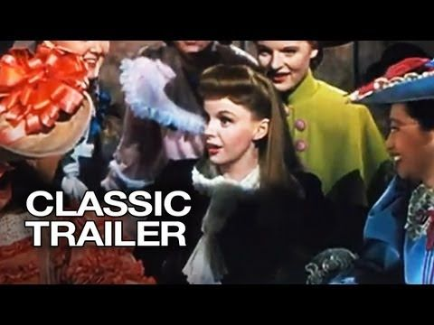 Meet Me in St. Louis Official Trailer #1 - Leon Ames Movie (1944) HD - YouTube
