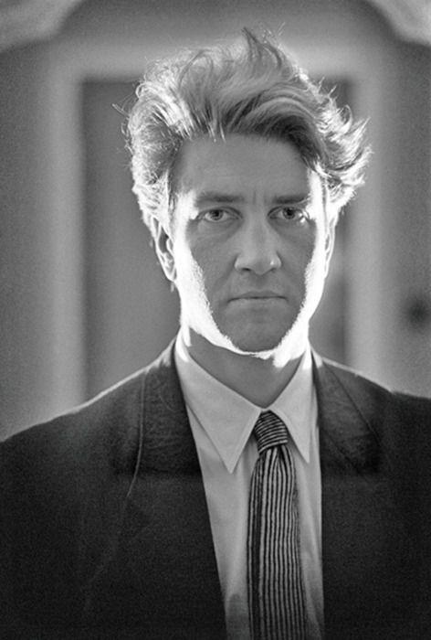 David Lynch, London, 1984