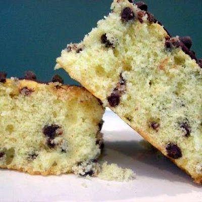 Chocolate Chip Snack Cake | Desserts | Pinterest
