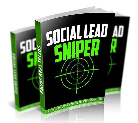 Social Lead Sniper Review – Amazing Course That Show You How To Have A NEVER ENDING SUPPLY OF BUYERS Who Are Eager To BUY WHATEVER YOU ARE OFFERING 24/7 WITHOUT Paying For Traffic