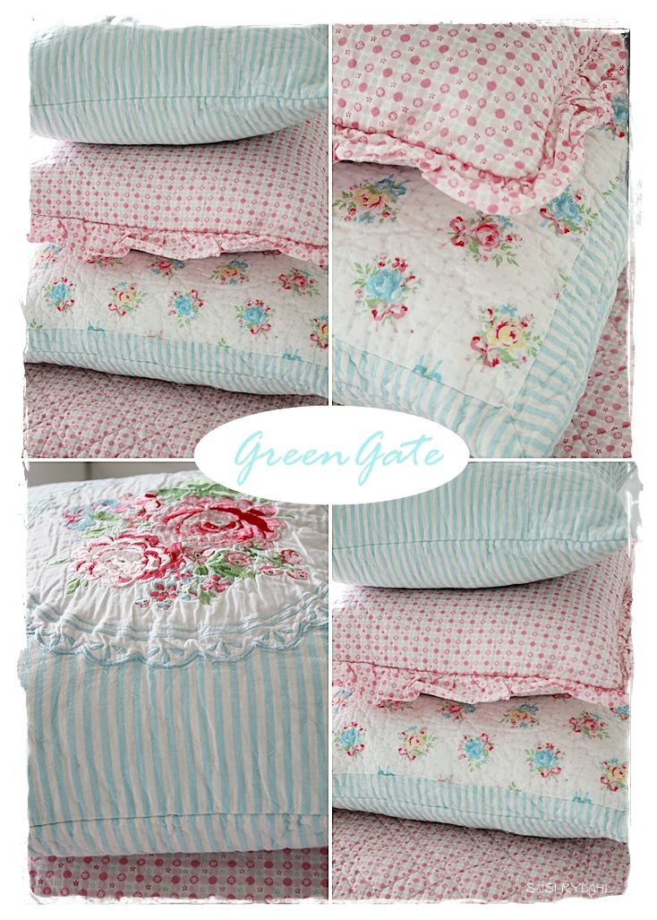 Sommerhusliv all year | GreenGate cushion covers