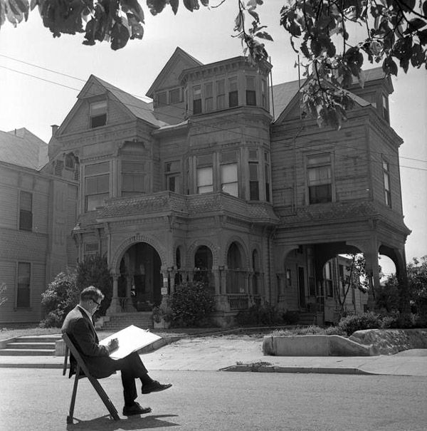 126 best historic homes images on pinterest abandoned for Historical homes in los angeles